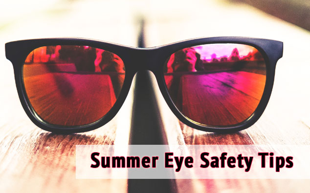 summer eye safety tips