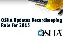 OSHA Updates 2015