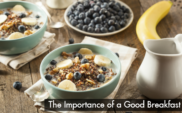Importance of a Good Breakfast