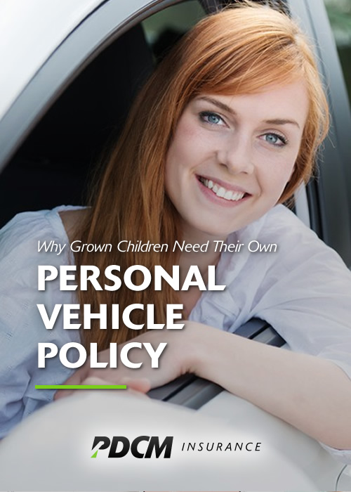 Personal Vehicle Policy