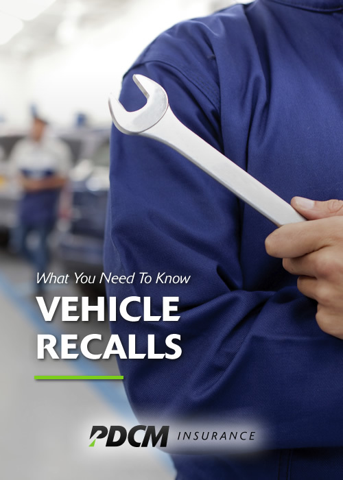 What You Need To Know About Vehicle Recalls