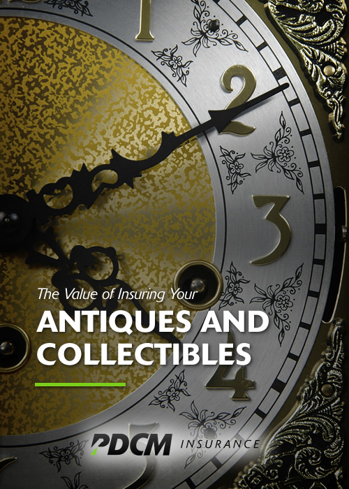 Why You Should Insure Your Antiques