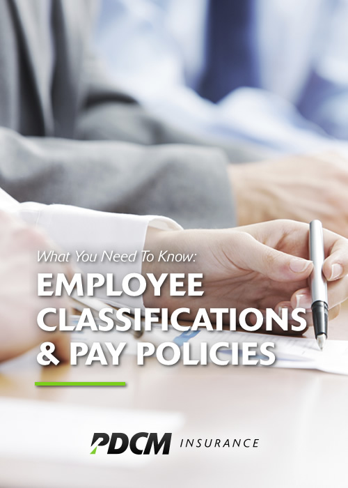 Employee Pay Policies