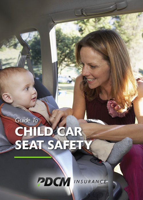 Your Guide To Child Car Seat Safety