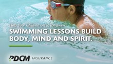 Help Your Children with Swim Lessons