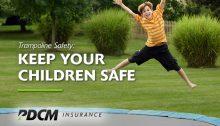 Keeping Kids Safe On Trampolines