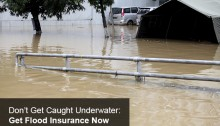 Don't Get Caught Underwater: Get Flood Insurance Now