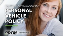 Personal Vehicle Policy - Grown Children