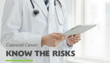 Colorectal Cancer - know the risks